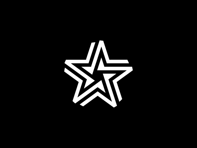 bw_12_Stripe_Star_logo_by_brandforma