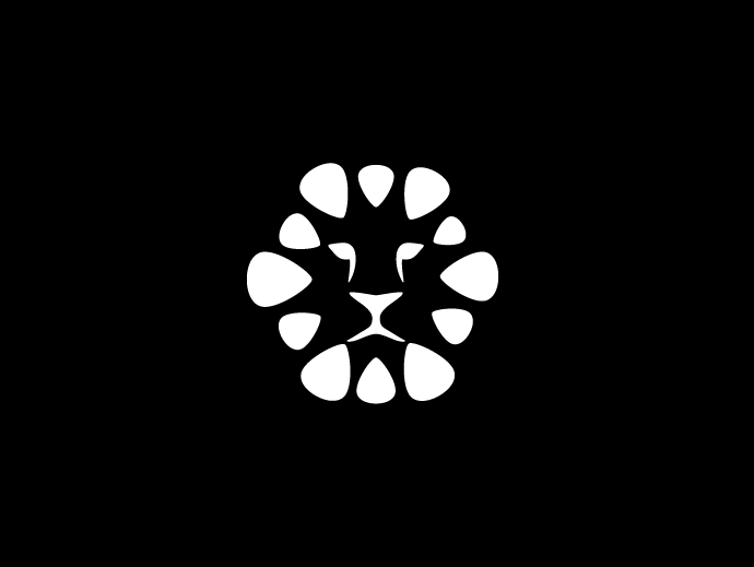 bw_26_Lion_logo_by_brandforma