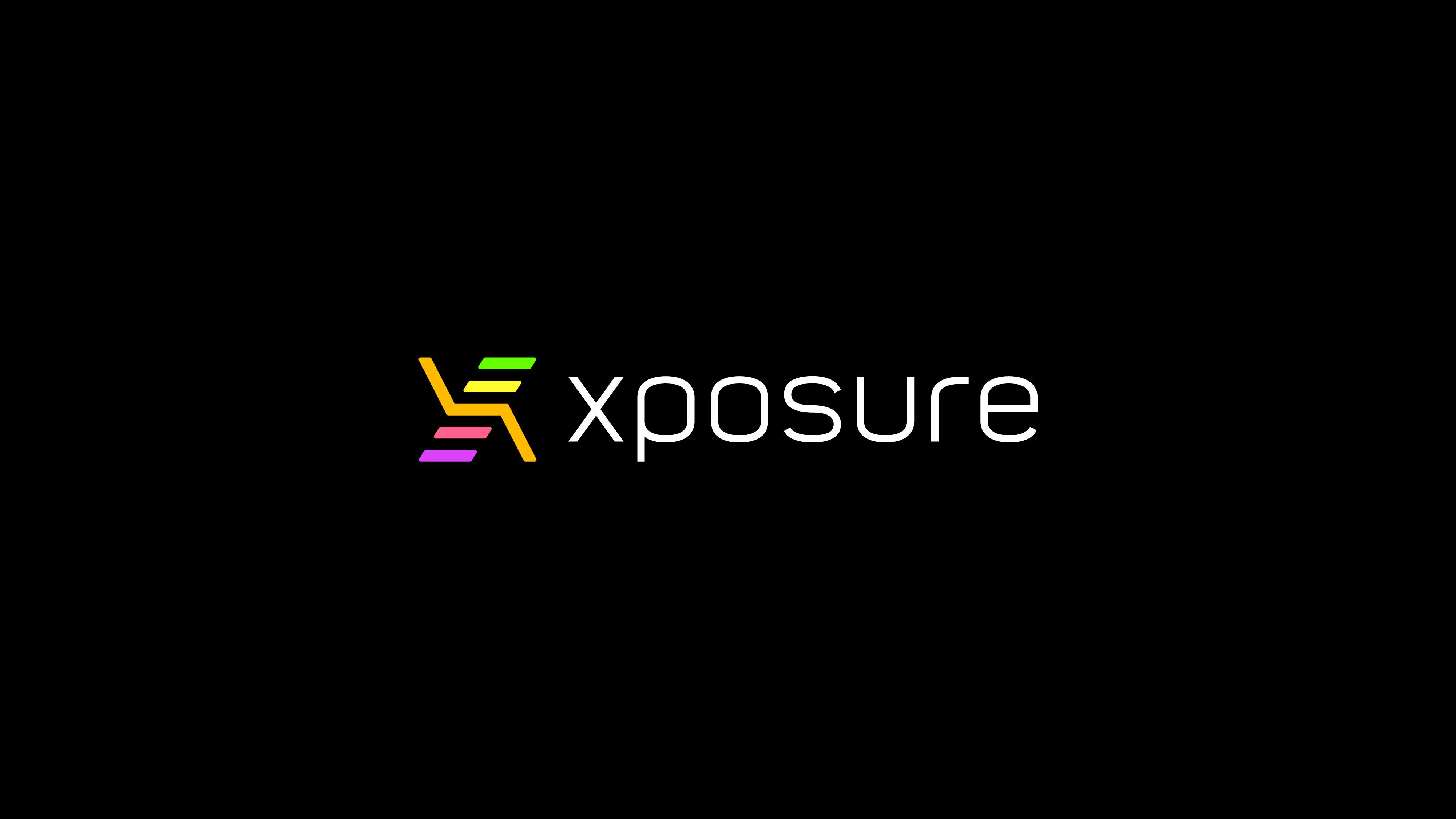 X logo for music startup