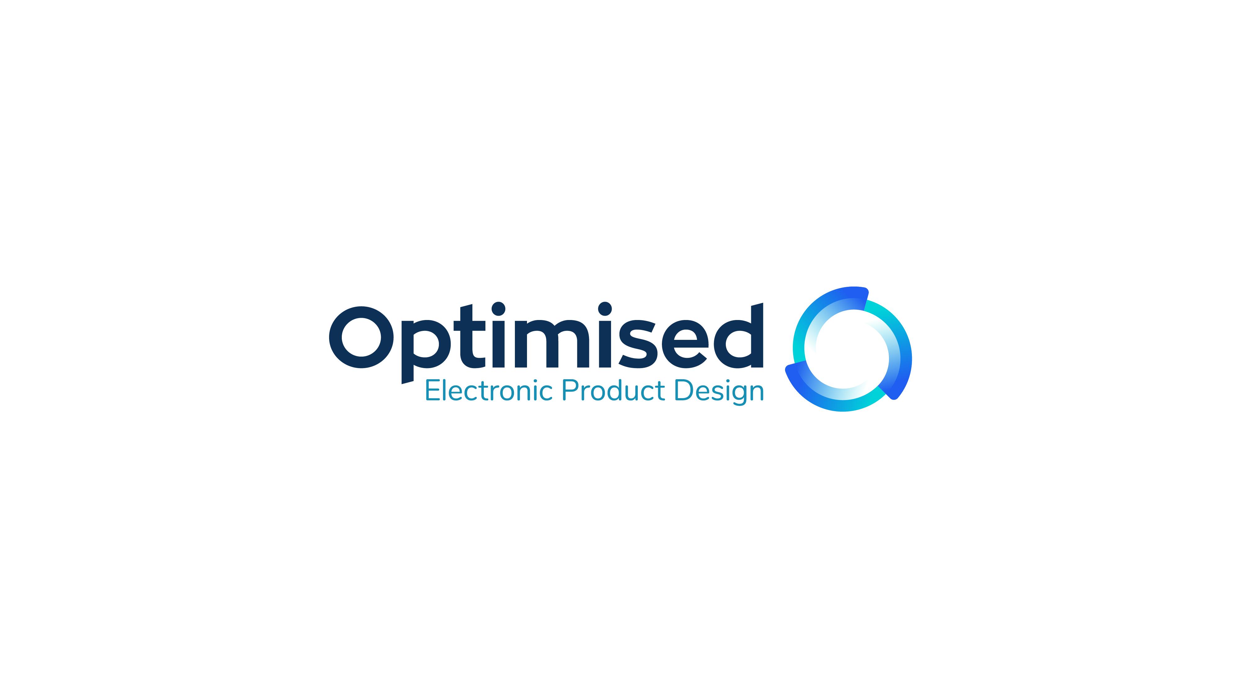 dynamic motion logo that displays letter O